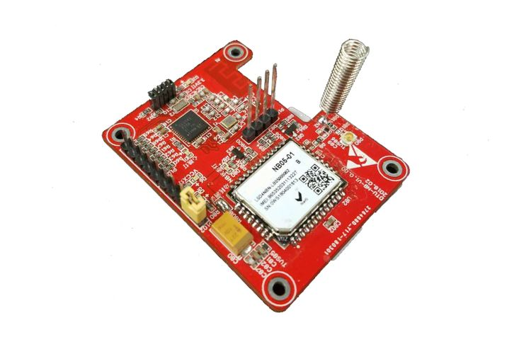 NB -IoT   DTU传输模块(可定制)
