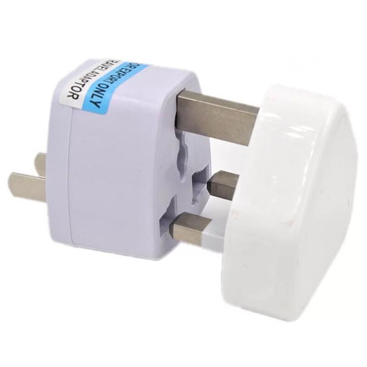 适用于港版苹果iphone4/5s/6/7plus充电转接头手机电源插头转换器