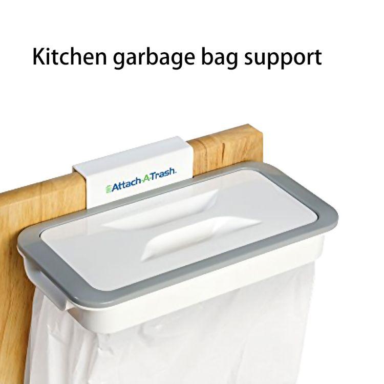 2018新款TV产品 厨房垃圾桶橱柜门挂式垃圾Attach-A-Trash