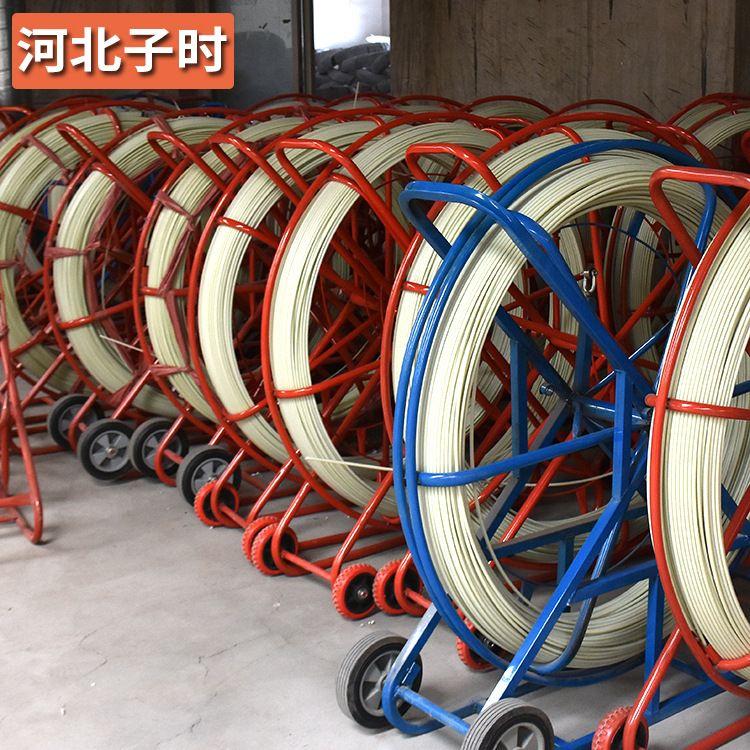 厂家直销 穿孔器 管道穿线器电工 电缆玻璃钢穿孔器 量大从优
