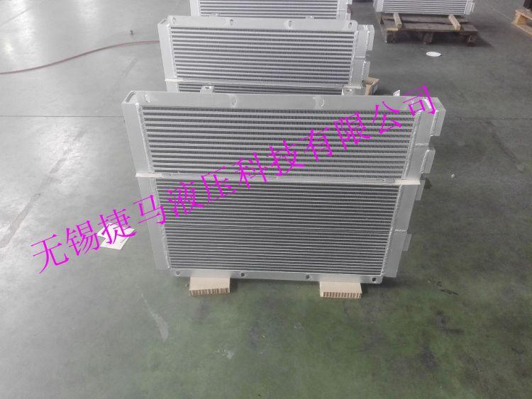 供应定制寿力Sullair空气压缩机用换热器油气冷却器散热器