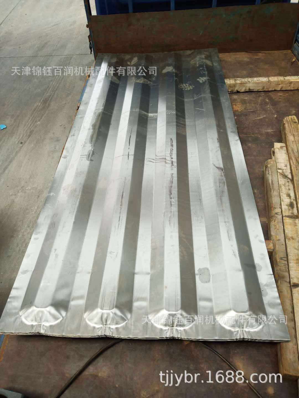 便宜集装箱板定制 非标集装箱瓦楞板加工 集装箱车厢板