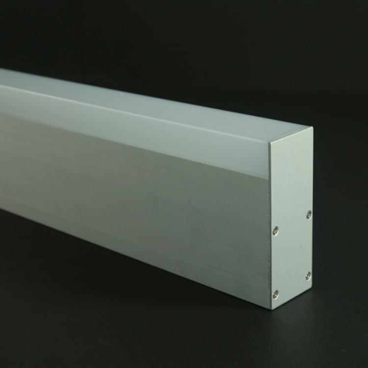 触摸定制rgb4pin 3pinLED线条灯成品新款拼接造型线条灯 led吊线