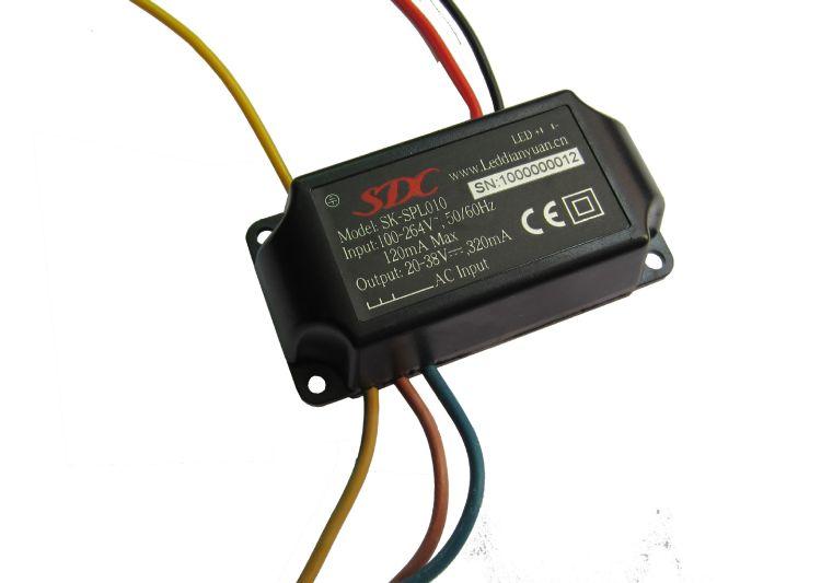 10W SPL010防水电源泛光灯电源投光灯电源生产厂家