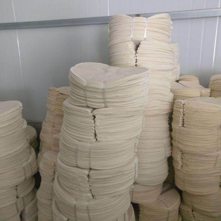 纯棉上浆十支笼屉布圆形包边加强蒸笼布成品批发方块 20-70cm