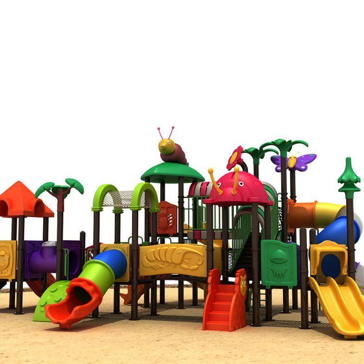 厂家动物主题系列滑梯组合滑梯 幼儿园益智玩具 儿童滑梯游乐设备