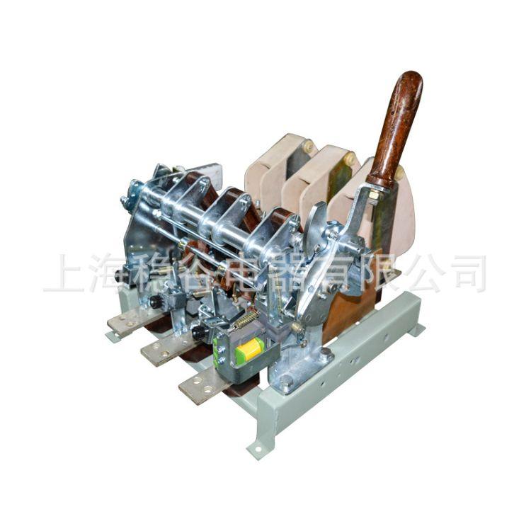 上海稳谷  厂家 万能式断路器DW10-1500A手动万能式断路器 质保一年