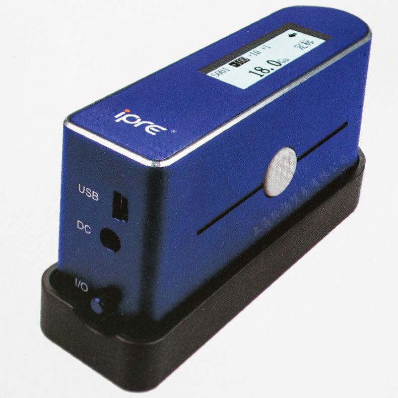 ZK小巧玲珑美观大方操作简单一键测量VG210数显光泽度仪或光泽仪