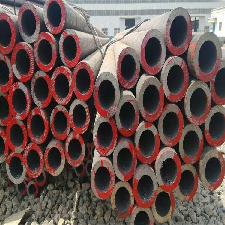 重庆无缝管批发  精密钢管  现货供应