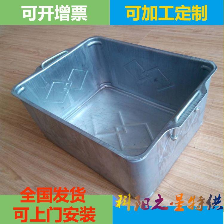 直销铁周转箱 铁皮箱 可堆叠坚固耐用铁箱,包用5年的铁箱