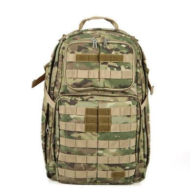 厂家定制战术双肩背包时尚多功能男女军迷旅行户外登山双肩背