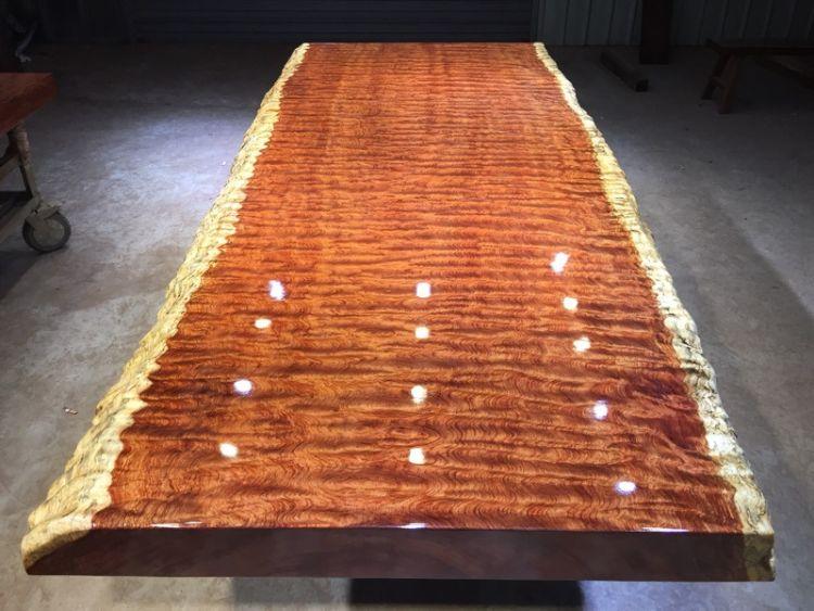 供应精品巴西花梨红木大板大班台餐桌茶桌书桌办公桌会议桌家具