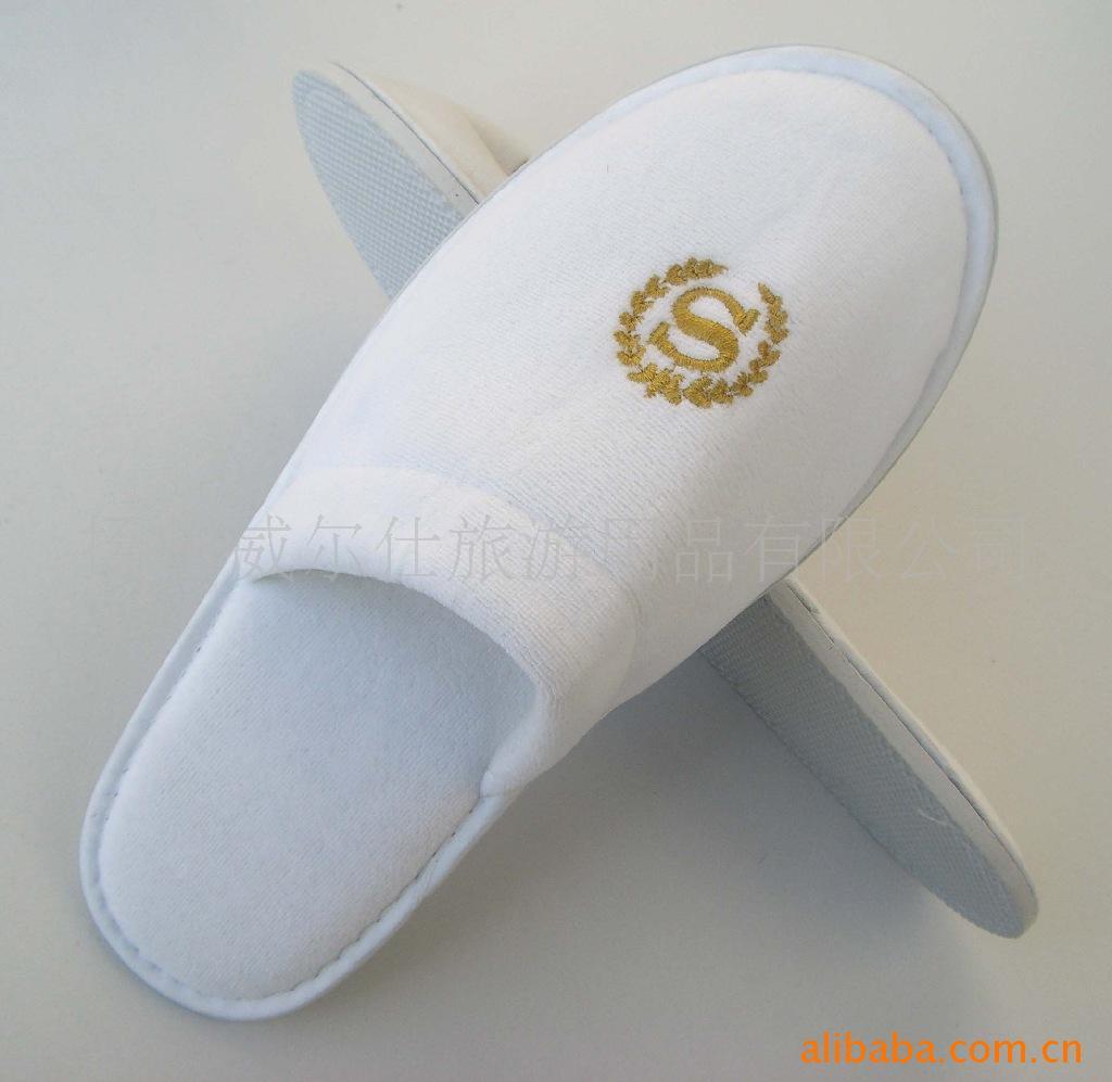 厂家直销供应高质量酒店一次性拖鞋舒适