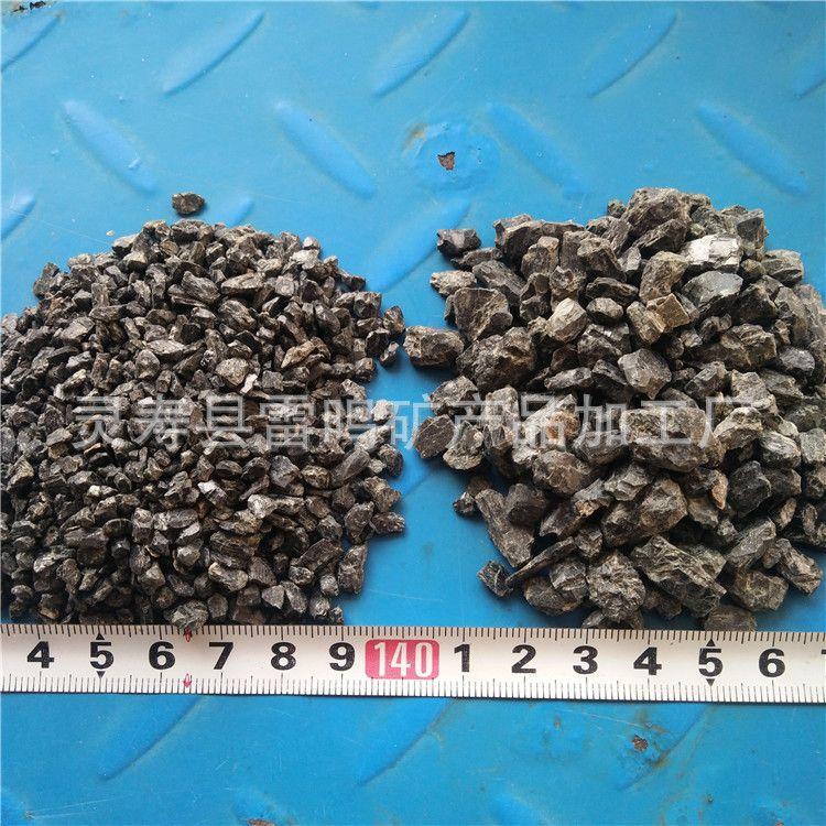 批发纤维电气石颗粒水处理专用电气石