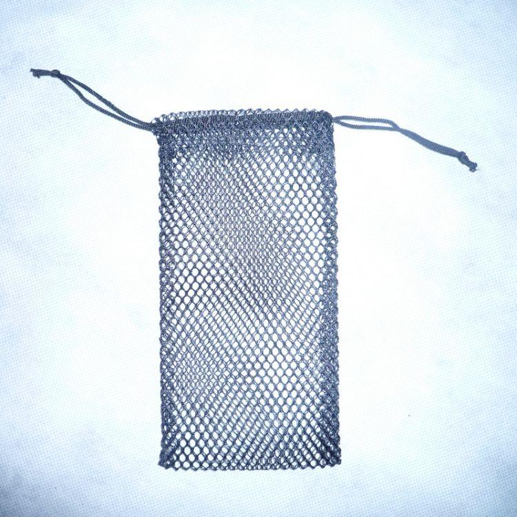 厂家供应涤纶束口网袋抽绳网布袋礼品包装抽绳网布袋