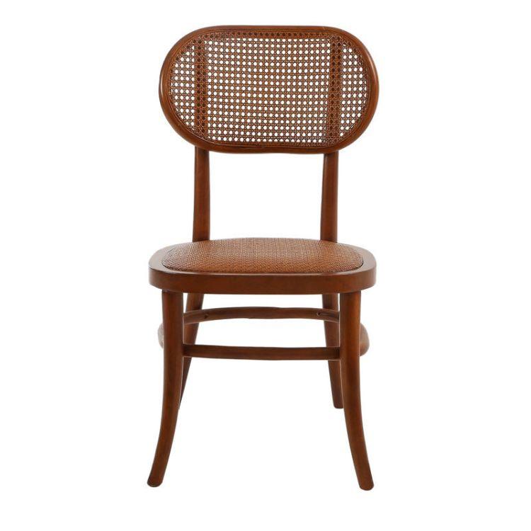 昌盛藤器 ET餐椅实木餐椅厂家供应批发 新古典餐椅休闲 新中式实木围椅