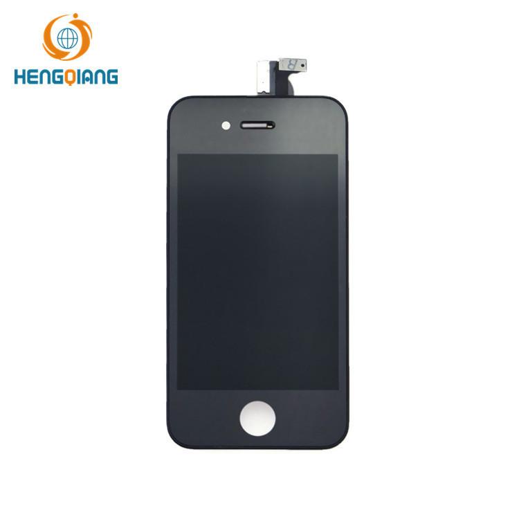 工厂批发 适用于 苹果4S液晶 LCD 适用 iPhone4S原装玻璃液晶总成