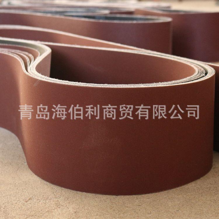厂家直销砂带专用抛光环保砂带厂家抗静电砂带氧化铝TX38红砂砂带