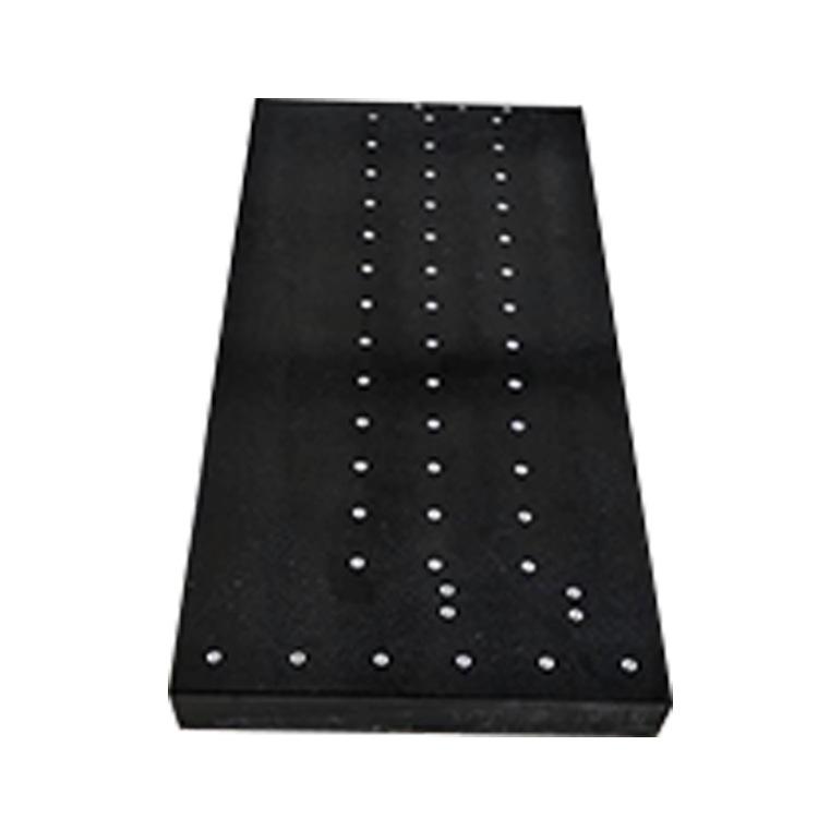 新航现货批发 平台检验平板测量大理石平板 00级花岗石工作台支架检查平台