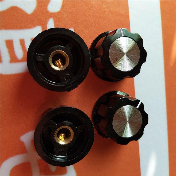 旋钮帽 KN-A03 电位器配件 MF-A03 电木胶木旋钮 RN99D