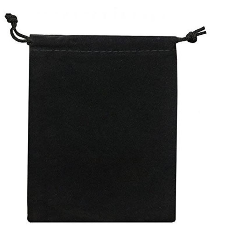 现货束口绒布袋产品包装收纳绒布袋饰品收纳袋珠宝绒布束口袋定制