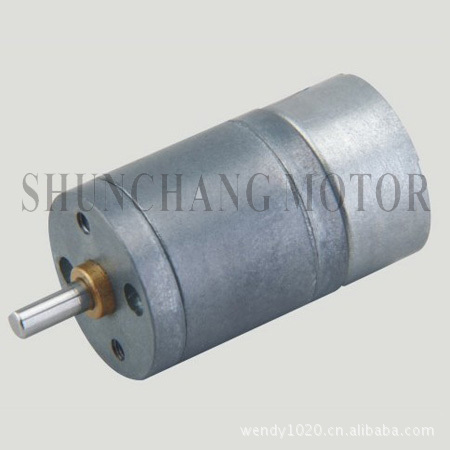批量供应SC-25GA300 6V微型齿轮马达