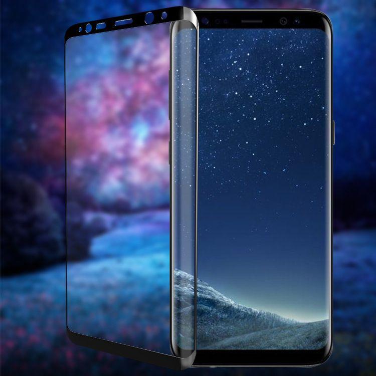 新款BENOVO三星NOTE9曲面钢化膜高清防爆玻璃全屏/缩小版手机贴膜
