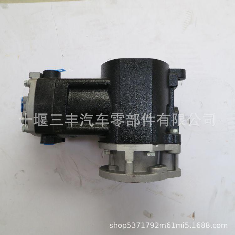 康明斯柴油发动机配件L10空气压缩机3558072工程机械发动机打气泵