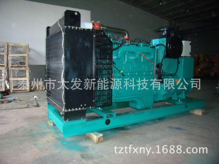 150KW沼气康明斯发电机组天然气发电机
