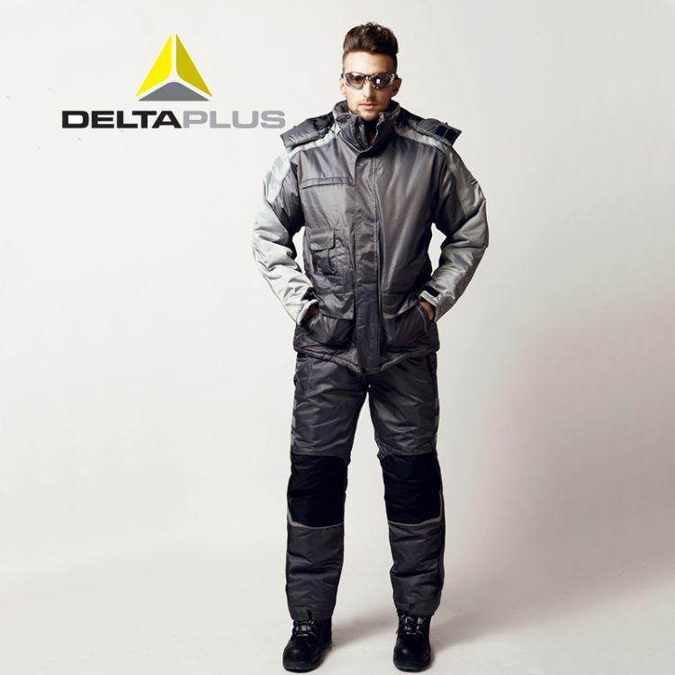 DELTA代尔塔男士防寒服 405423零下50℃低温工作服 户外防水防风