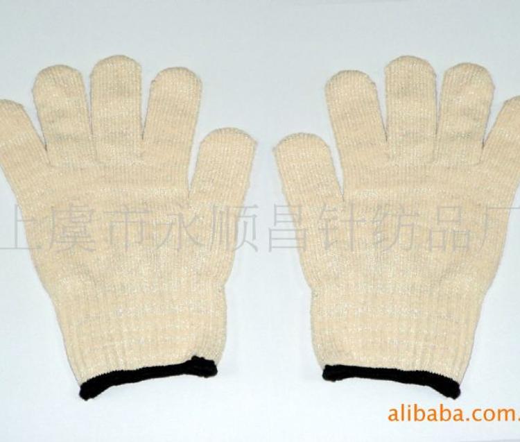 供应防切割手套 10针高性能双层防割手套