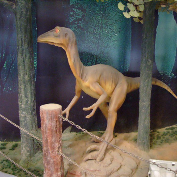 定制大型仿真恐龙机器电动动物模型游乐园公园广场户外摆件设施