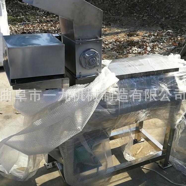 工业用大型双螺旋榨汁机 蔬菜水果压榨机 商用大型自动榨汁机