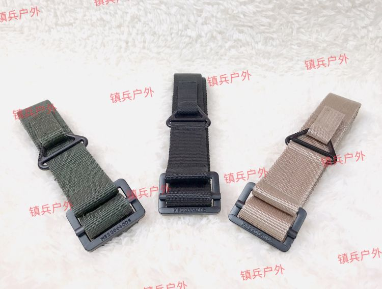 厂家供应优质CQB户外救援装备垂降腰带多功能战术腰带批发