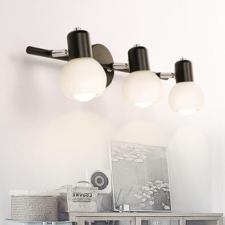 卫生间镜前灯led镜灯美式浴室灯欧式梳妆台灯镜柜化妆灯洗手间灯
