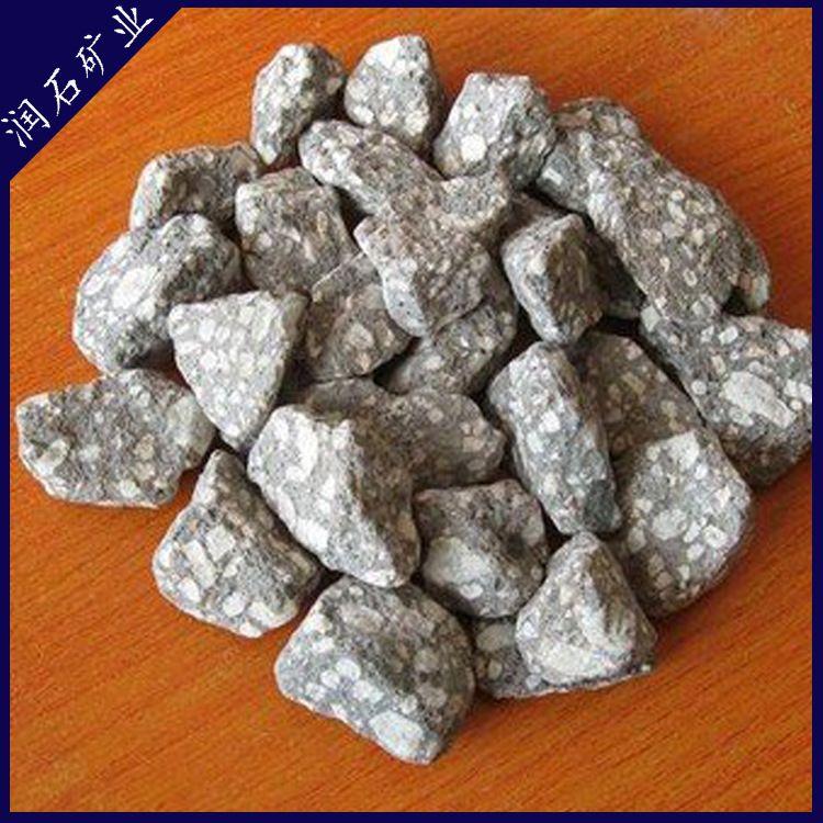 厂家供应内蒙麦饭石 麦饭石颗粒 麦饭石粉 过滤滤料麦饭石