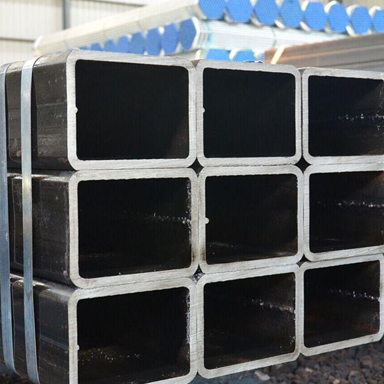 热轧100无缝方管 直销方管无缝加工 现货供应