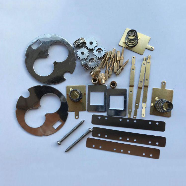 厂家生产铜铁铝不锈钢精密五金制品冲压 金属五金冲压件加工