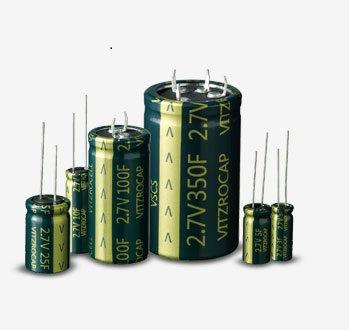VITZROCELL超级电容2.5V 5F