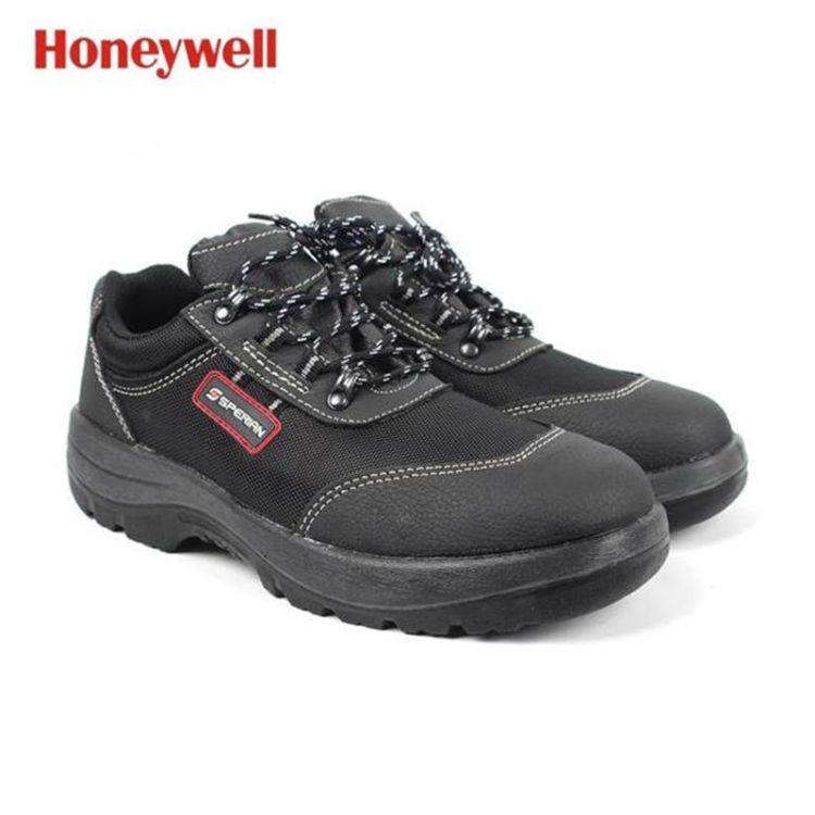 霍尼韦尔SP2011302 防静电安全鞋防泼水面料防滑性能