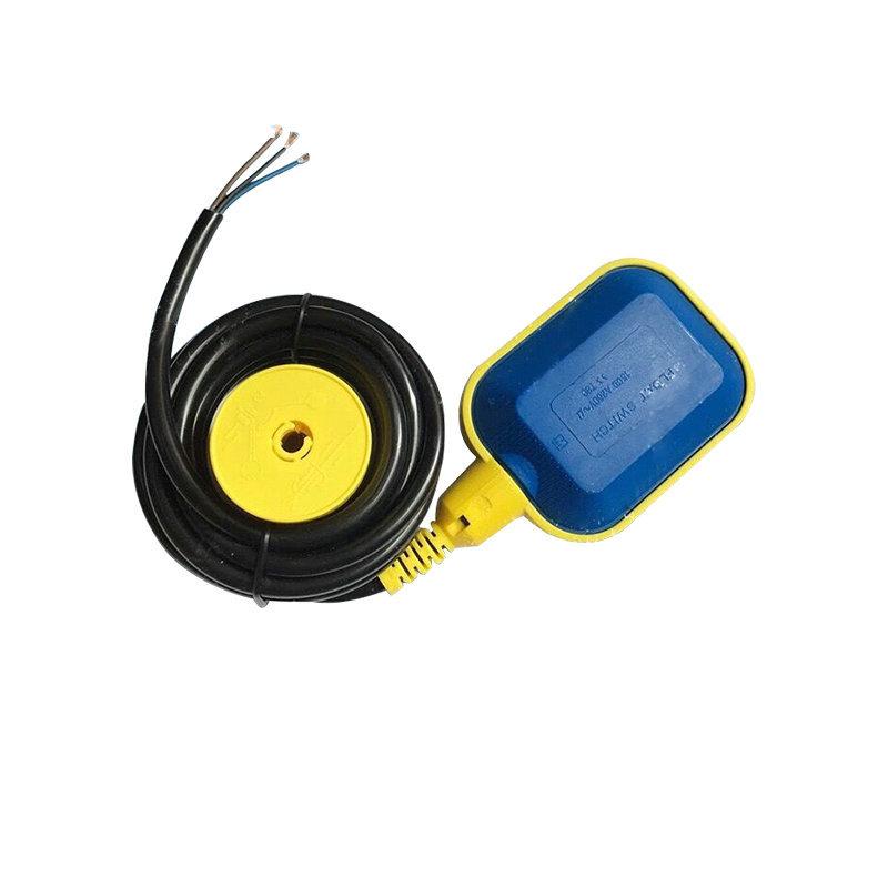 LPF-A 4米电缆力普浮球开关水泵水塔水箱专用pp水位控制液位开关