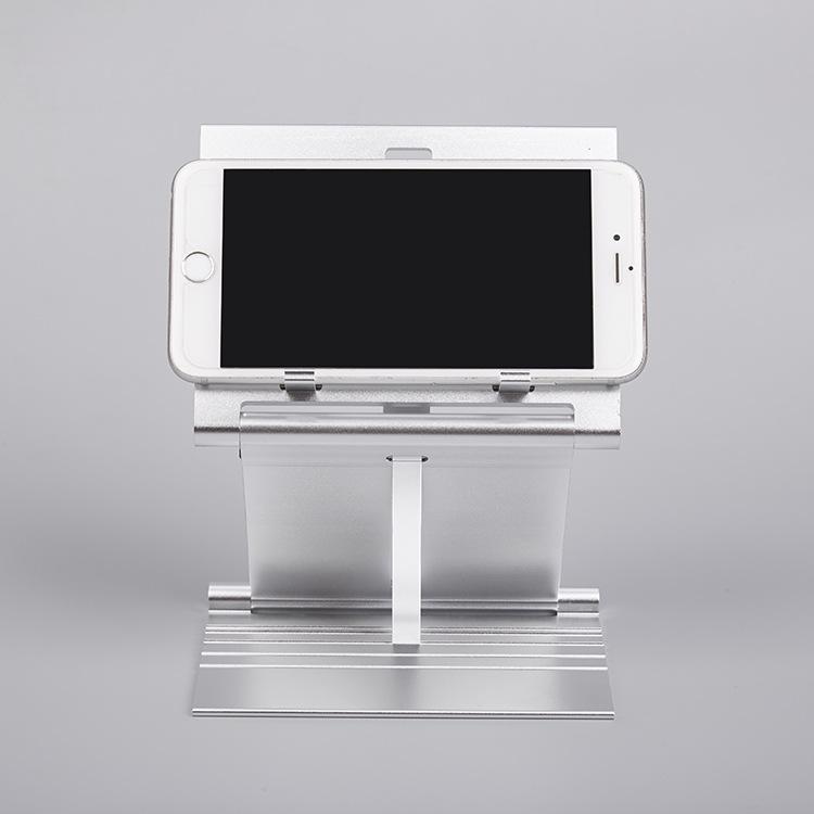 直销供应全铝合金平板电脑及手机支架懒人手机支架 平板电脑支架