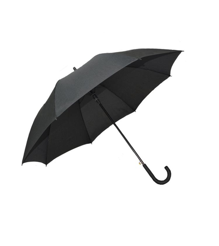 厂家直销 雨伞定制 高档自动商务直杆雨伞高尔夫广告伞定做LOGO
