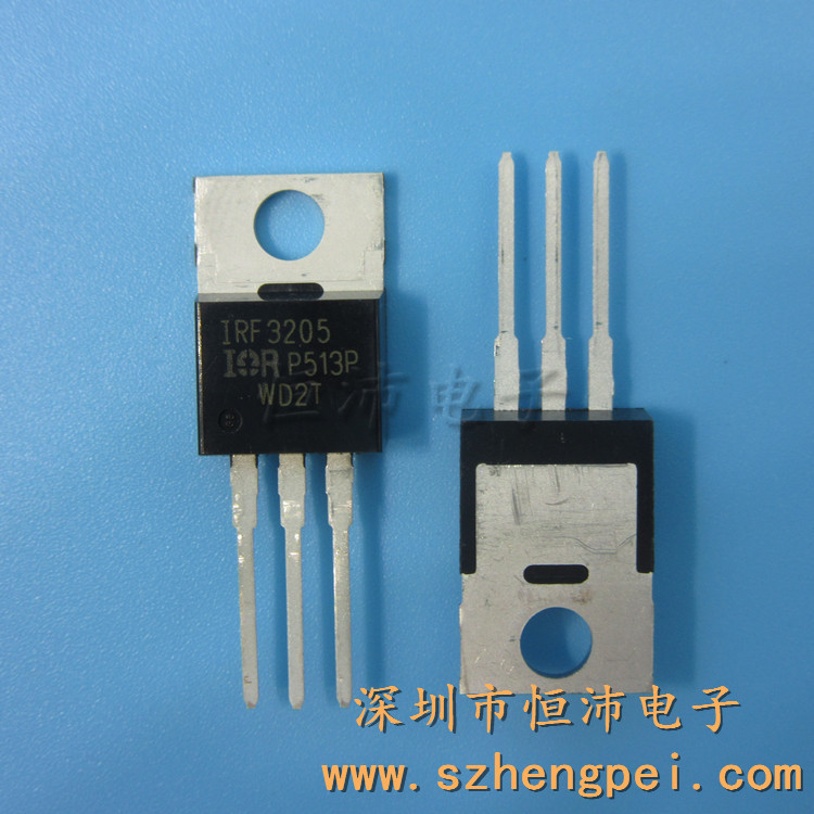原装IRF3205PBF 场效应管 用于逆变器等 55V 110A 200WTO-220