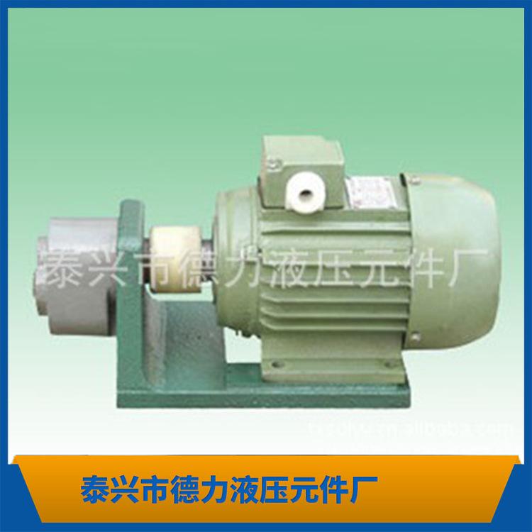 厂家直销 LBZCB-B10F立式齿轮油泵电机 反向齿轮油泵电机组