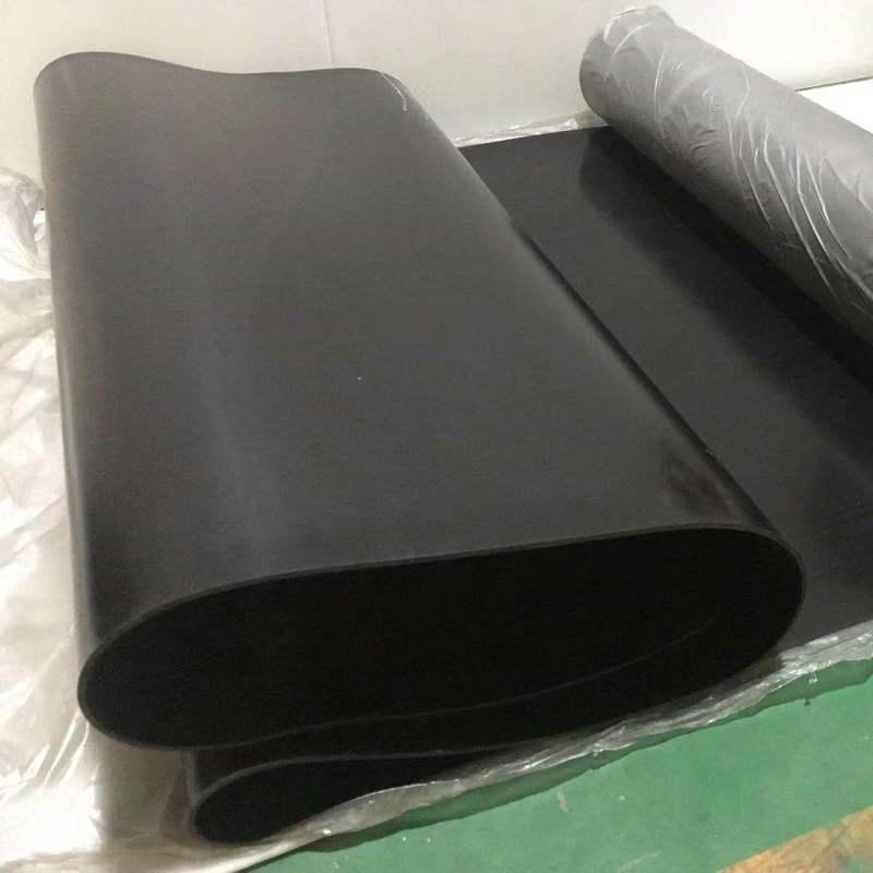 绝缘橡胶板 配电室耐高压绝缘橡胶板