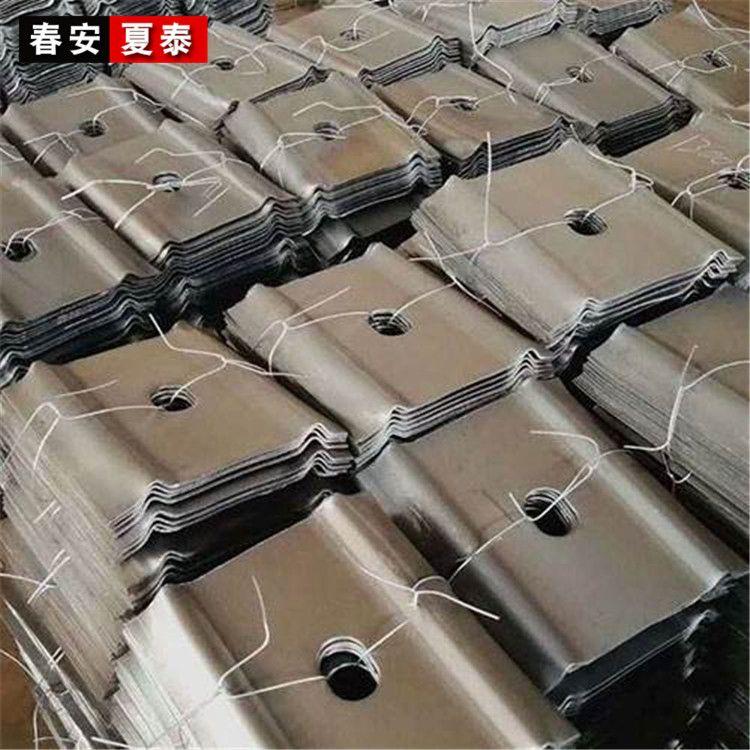 山西大同 矿用W型钢带 新型矿山支护材料 春安夏泰 矿用支护钢带