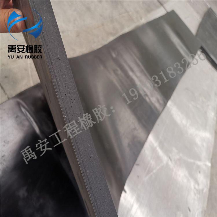 定制高弹性黑色橡胶板 绝缘耐酸碱防水防震三元乙丙橡胶板 生产厂家