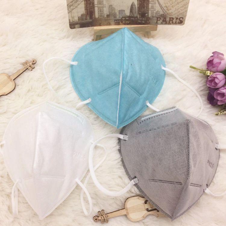 防尘防病菌防霾pm2.5活性炭口罩工业立体口罩 厂家直销 一件代发