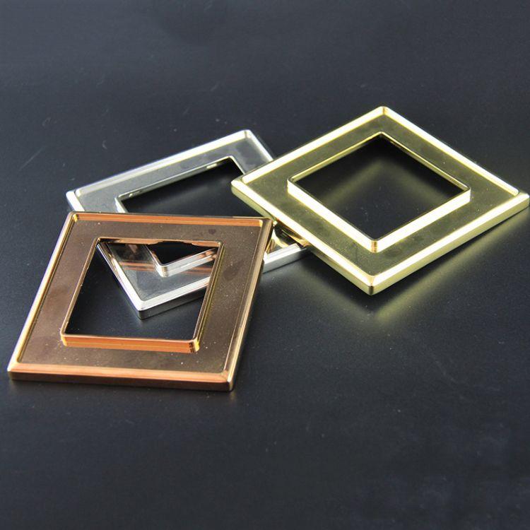 供应新款开关面板 五金加工 锌合金压铸加工 锌合金压铸件定做